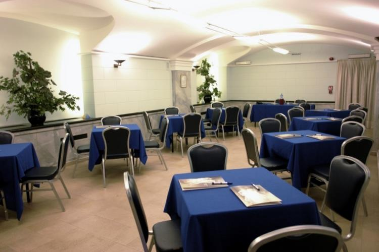 Discover the conference rooms in the Best Western Plus Hotel Genova and organize your events in Turin