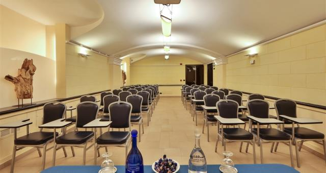 Discover the conference rooms in the Best Western Plus Hotel Genova and organize your events in Torino