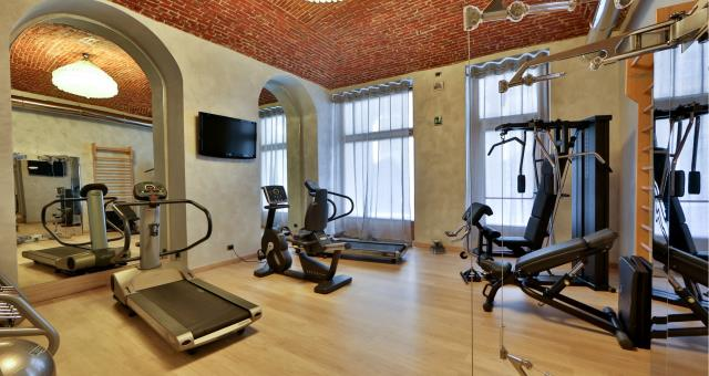 The Fitness of BW Plus Hotel Genova Turin