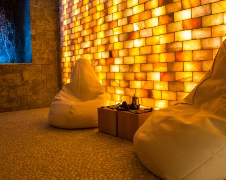 SPA salt cave H14 of BW Plus Hotel Genova Turin