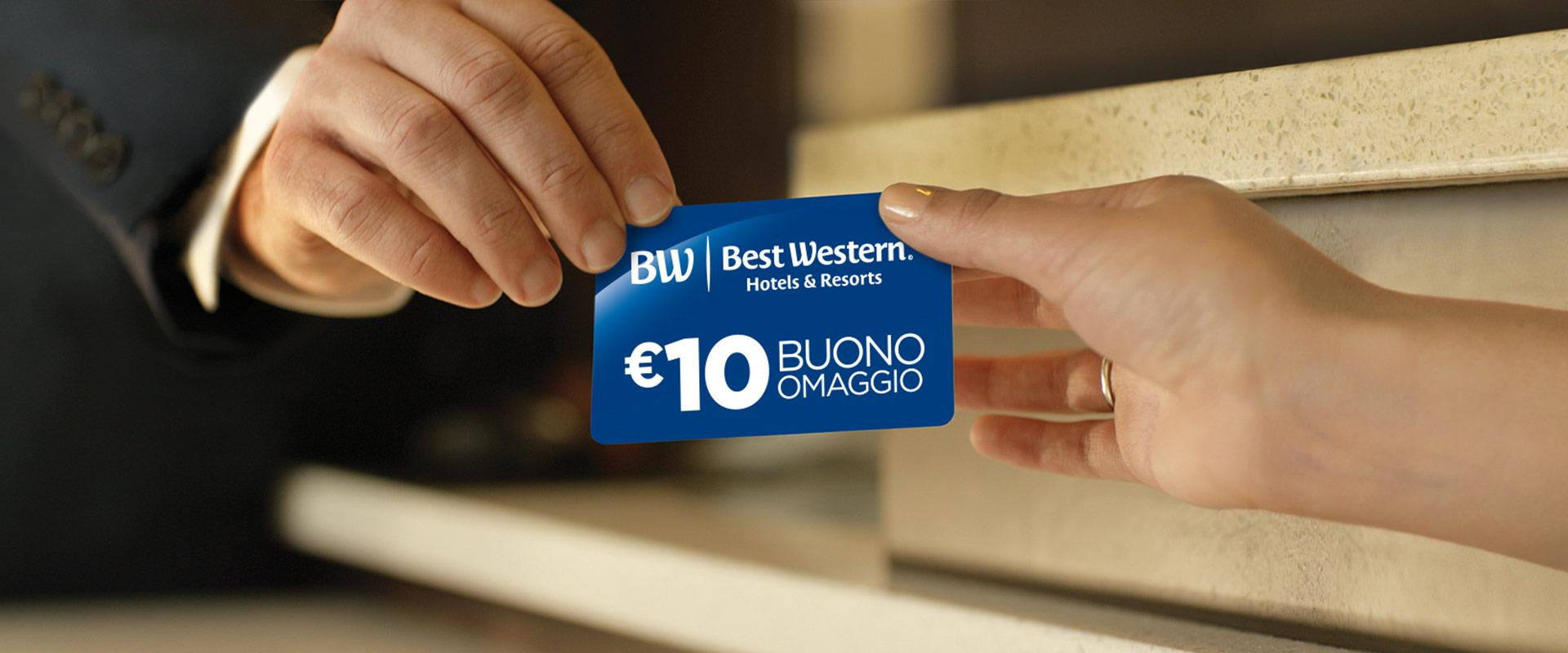 Winter Promotion BW Rewards ®-Genova