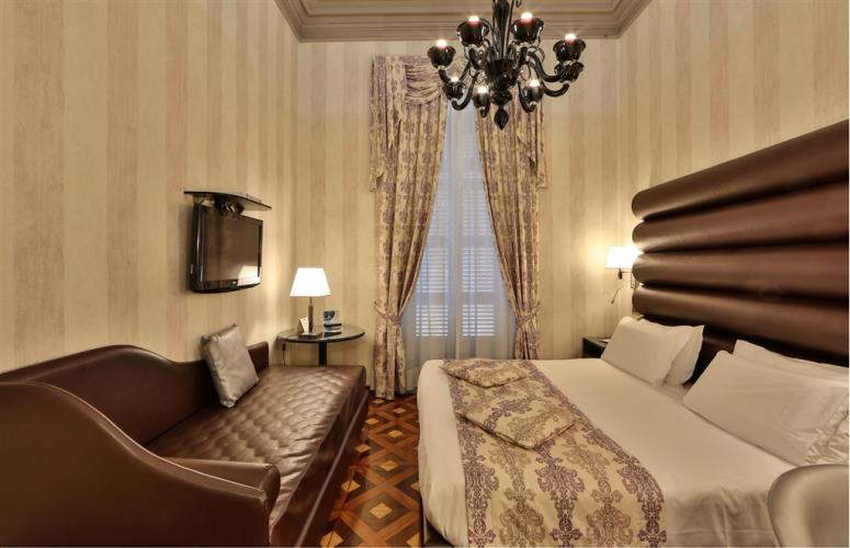 Discover the comfortable rooms at the Best Western Plus Hotel Genova in Torino