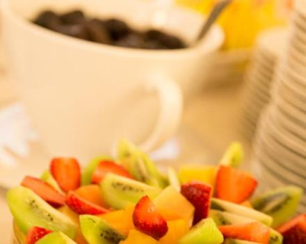 Discover the best way to start your day with the rich buffet breakfast of BW Plus Genoa Hotels in the Centre of Turin
