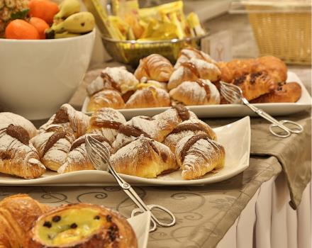 The Breakfast of the BW Plus Hotel Genova Turin