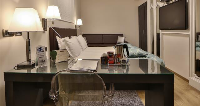 Visit Torino and stay at the Best Western Plus Hotel Genova