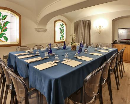 The Meeting rooms of the BW Plus Hotel Genova Turin