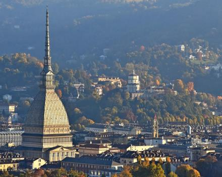 The Mole and the Hill of Turin