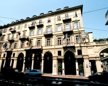 Exterior view of BW Plus Hotel Genova Turin